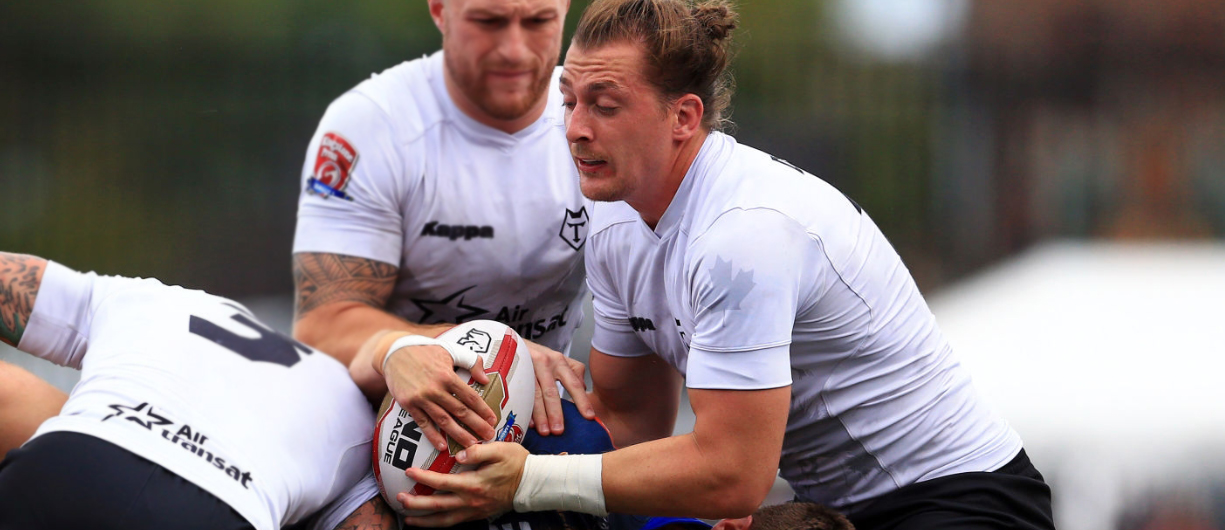 Andrew Dixon Toronto Wolfpack Rugby