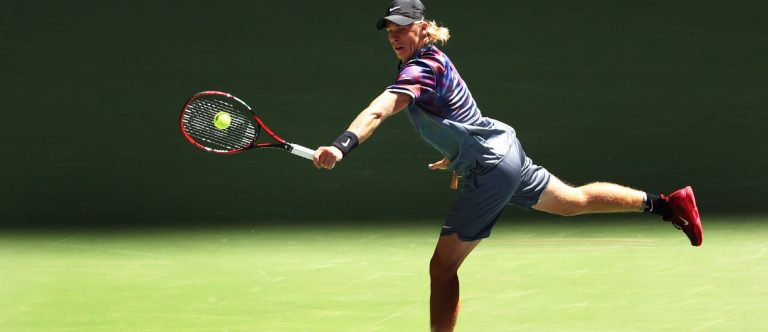 Denis Shapovalov Tennis Player