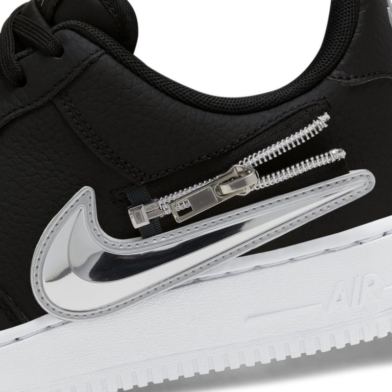 Nike Air Force 1 Zippere Swoosh