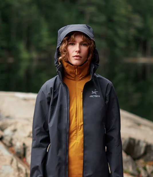 Arc'teryx Earth Day Spring Collection