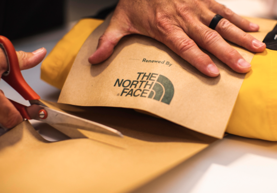 The North Face Sustainable Process